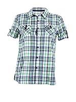 Izas Camisa Mujer Ovek (Verde)