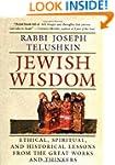 Jewish Wisdom: The Essential Teaching...