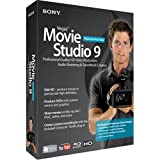 Sony Vegas Movie Studio 9 Platinum Pro Pack  [OLD VERSION]
