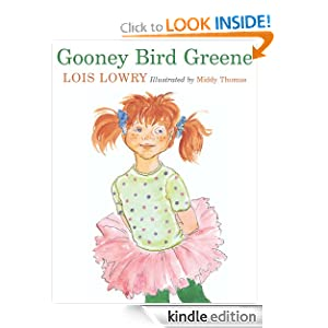 Kindle Book Bargains: Gooney Bird Greene, by Lois Lowry. Publisher: Houghton Mifflin Books for Children (April 1, 2010)