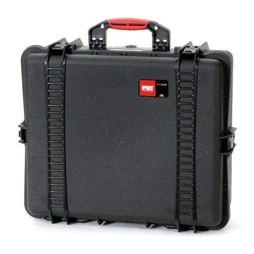 HPRC - 2700F - Mallette pour matériel photo - TX01 - Mousse de rembourrage à découper - Noir - 52 l (Import Allemagne)
