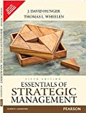 img - for Essential of Strategic Management book / textbook / text book