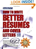 How to Write Better Resumes and Cover Letters (Barron's How to Write Better Resumes & Cover Letters)
