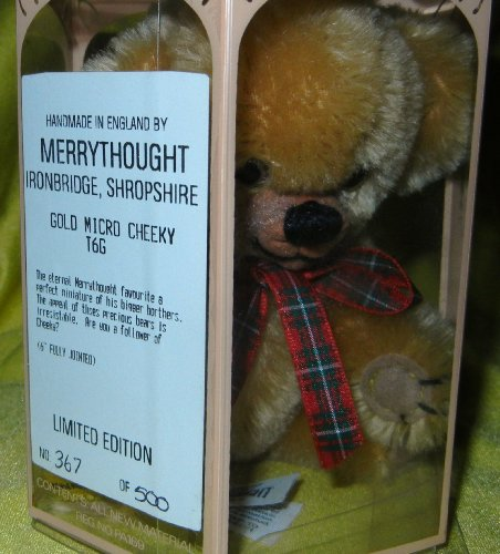 merrythought-6-gold-micro-cheeky-teddy-bear-limited-edition-500-made