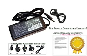 UpBright® Global NEW AC Adapter For Samsung PSCV540101A LCD Power Supply Charger PSU +Cord