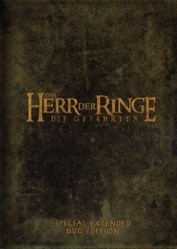 Der Herr der Ringe - Die Gefährten (Special Extended Edition, 4 DVDs)