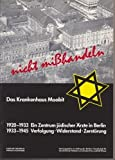 img - for Nicht misshandeln (Statten der Geschichte Berlins) (German Edition) book / textbook / text book