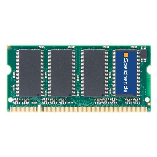 512MB Speicher für Packard Bell - Notebook - EasyNote W3420