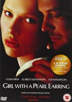 Girl With The Pearl Earring [DVD]