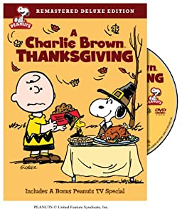 A Charlie Brown Thanksgiving (Remastered Deluxe Edition) movie