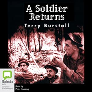 A Soldier Returns Audiobook