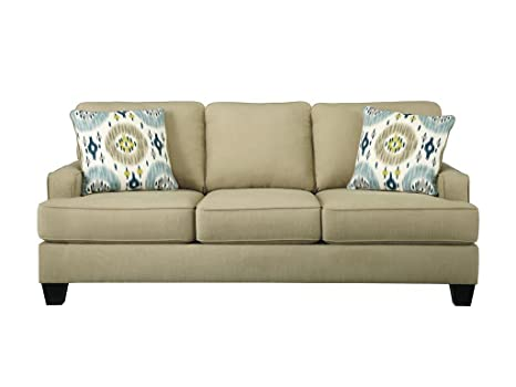 Brileigh Cocoa Sofa