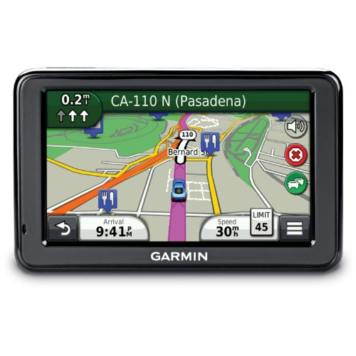 Garmin nüvi 2495LMT 4.3-Inch Portable Bluetooth GPS Navigator with Lifetime Map & Traffic Updates (Blue Tiger Pro compare prices)