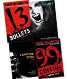 David Wellington David Wellington A Vengeful Vampire Tale 4 Books Collection Pack Set RRP: £47.09 (Vampire Zero, 13 Bullets, 99 Coffins, 23 Hours)