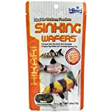 Hikari Tropical Sinking Wafers for Catfish, Loaches and Bottom Feeders 3.88 oz [2-Pack]