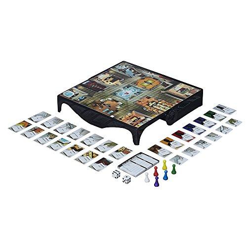 Hasbro Gaming - Cluedo, juego de viaje (B09991050) (versión española)