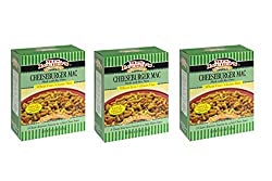 Mrs Leepers Cheeseburger Mac Dinner Gluten Free -- 8.32 oz [3 Pack]