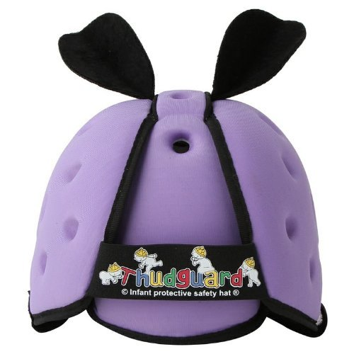 Thudguard Baby Safety Helmet - Lilac
