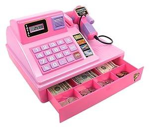 Summit Talking Cash Register (Pink)