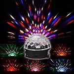 Super Beautiful LED RGB Crystal Magic...