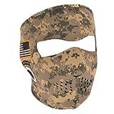 United States Army Uniform Neoprene Full Face Mask - One Size
