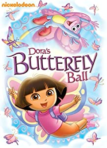 Dora the Explorer: Dora's Butterfly Ball from Nickelodeon