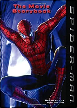 Spider-Man: The Movie Storybook: Shane Coll: 9780694016464