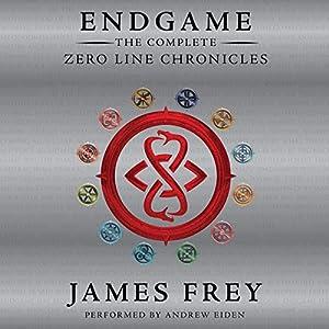 Endgame: The Complete Zero Line Chronicles Audiobook