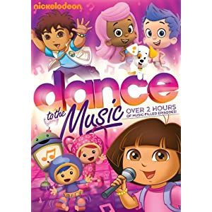 Nickelodeon Favorites: Dance to the Music movie