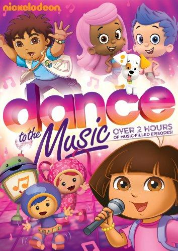 Nickelodeon Favorites: Dance to the Music