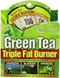Applied Nutrition Green Tea Triple Fat Burner, 30 Liquid Soft-Gels