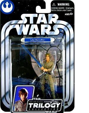 Star Wars Original Trilogy Collection OTC Bespin Luke Skywalker #26