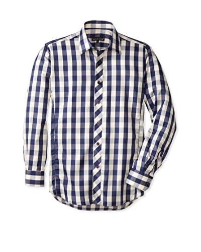 Jared Lang Men's Gingham Sportshirt