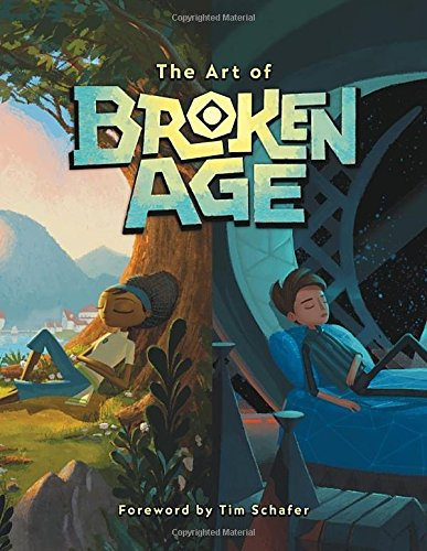 Art Of Broken Age HC