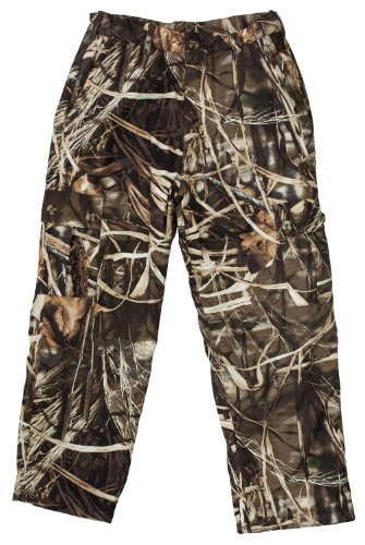 Drake Waterfowl MST Youth Fleece-Lined Pant - Realtree Max 4 - Size 8