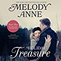 Holiday Treasure: The Lost Andersons, Book 3 Audiobook by Melody Anne Narrated by Samantha Cook