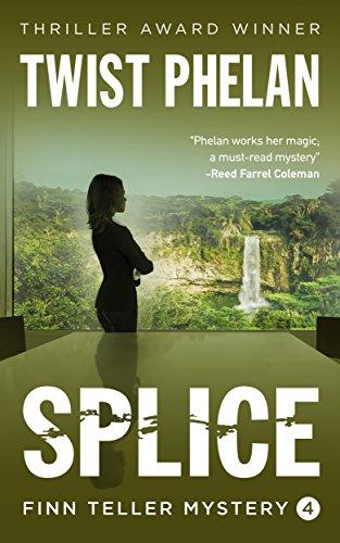 splice-finn-teller-corporate-spy-mystery-4-english-edition