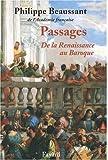 echange, troc Philippe Beaussant - Passages : De la Renaissance au Baroque (1CD audio)