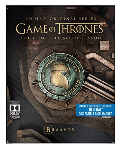 Game Of Thrones: The Complete Sixth Season [Blu-ray Steelbook]