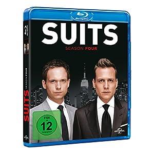 Suits-Season 4 [Blu-ray] [Import anglais]