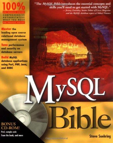 MySQL Bible
