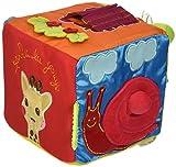 Vulli 230748 Sensitive' cube - Cubo de actividades, dise�o Sophie la jirafa