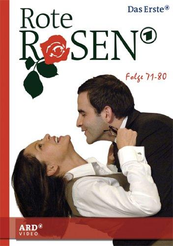 Rote Rosen - Folge 71-80 (3 DVDs)