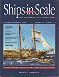 "Ships in Scale: Ups and down of scratch builder; restoration of ""USS YMS 472"" Yard Mine Sweeper; Two Small R/C military river craft from the Vietnam War; 4th July on board the ""USS Constitution;"" Making Round-Headed Windows (Vol. XIII No.6)"