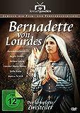 DVD Cover 'Bernadette von Lourdes - Der komplette Historien-Zweiteiler (Fernsehjuwelen) [2 DVDs]