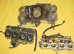 1981 Honda GL 500 I Silverwing Interstate Carburetor Or Fuel Injection System