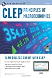 img - for CLEP  Principles of Macroeconomics Book + Online (CLEP Test Preparation) book / textbook / text book