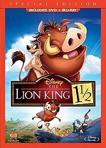 Lion King 1 1/2 [DVD] [2004] [Region 1] [US Import] [NTSC]