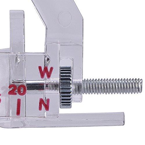 binding sewing machine presser foot
