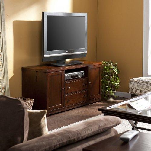 Cheap TV Stand Media Console in Espresso Finish (MS5551)